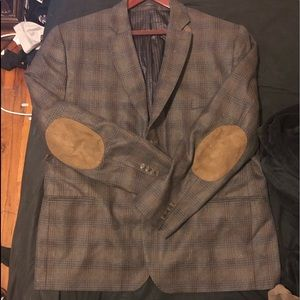 Joseph Abboud Tweed Blazer 52R never worn